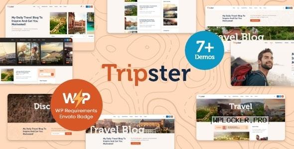 Tripster v1.0.1 – Travel & Lifestyle WordPress Blog