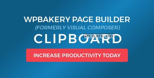 WPBakery Page Builder (Visual Composer) Clipboard v4.5.9