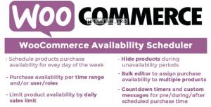 WooCommerce Availability Scheduler v11.3