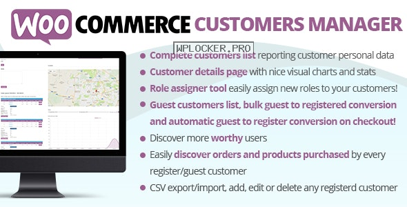 WooCommerce Customers Manager v27.1