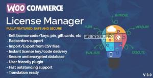 WooCommerce License Manager v4.4.1