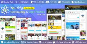 Youzify (formerly Youzer) v3.1.3