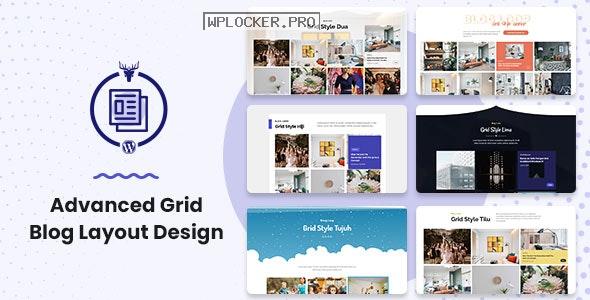 Advanced Grid Blog Layout Design v1.0.0