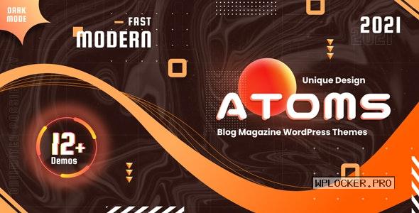 Atoms v1.3 – WordPress Magazine and Blog Theme