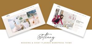 Bethany v1.0 – Wedding & Event Planner WordPress