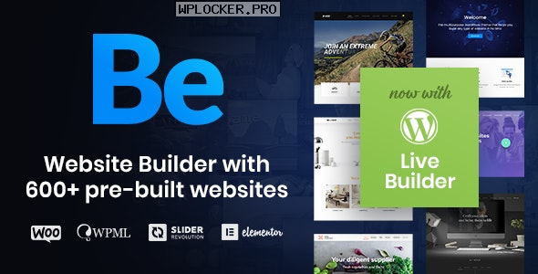 Betheme v24.0.1.2 – Responsive Multipurpose WordPress Theme