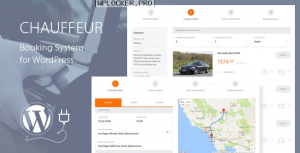 Chauffeur v5.8 – Booking System for WordPress
