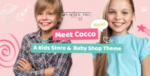 Cocco v1.8 – Kids Store and Baby Shop Theme
