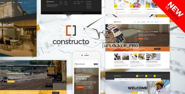 Constructo v4.2.1 – WP Construction Business Theme