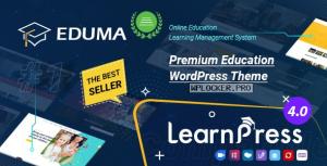 Eduma v4.4.8 – Education WordPress Theme