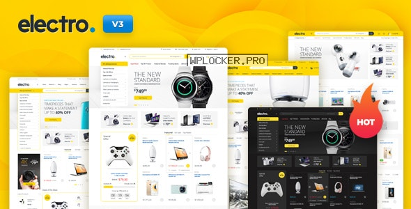 Electro v3.0.4 – Electronics Store WooCommerce Theme