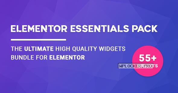 Essential Addons for Elementor v4.4.3 NULLED