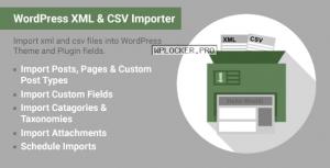 ImportWP Pro v2.1.1 – WordPress XML & CSV Importer