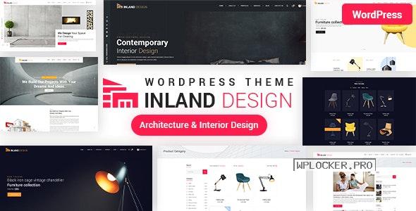 Inland v1.0.2 – Interior Design WordPress Theme