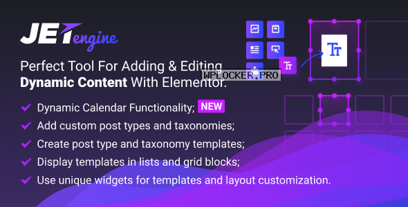 JetEngine v2.8.6 – Adding & Editing Dynamic Content