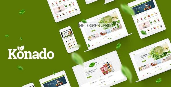 Konado v1.1.0 – Organic Theme for WooCommerce