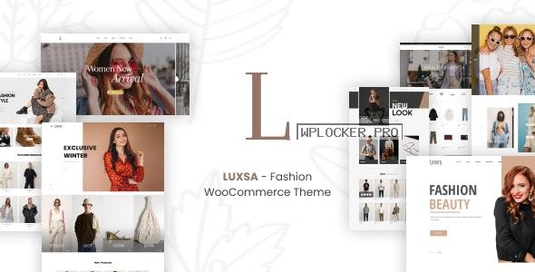 LUXSA v1.0.0 – Fashion WooCommerce Theme