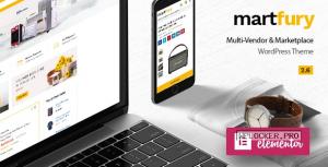 Martfury v2.6.8 – WooCommerce Marketplace Theme
