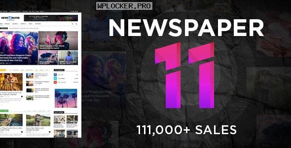 Newspaper v11 – News & WooCommerce WordPress Theme NULLED