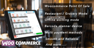 Openpos v5.4.4 – WooCommerce Point Of Sale (POS)