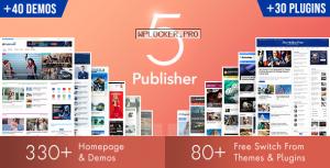 Publisher v7.11.0 – Newspaper Magazine AMP