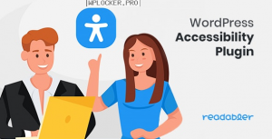 Readabler v1.2.3 – WordPress Accessibility Plugin