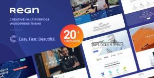 Regn v1.2 – Modern Multi-Purpose WordPress Theme