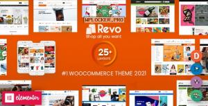 Revo v4.0.6 – Multi-purpose WooCommerce WordPress Theme