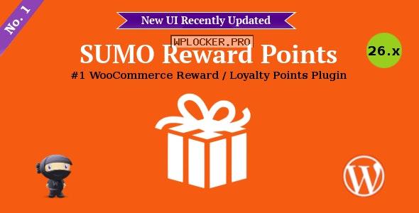 SUMO Reward Points v26.6 – WooCommerce Reward System