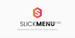 Slick Menu v1.3.9 – Responsive WordPress Vertical Menu