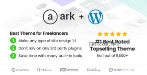 The Ark v1.54.0 – Multi-Purpose WordPress Theme
