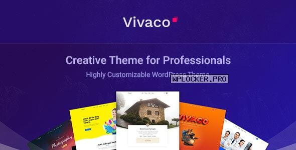 Vivaco v1.1 – Multipurpose Creative WordPress Theme