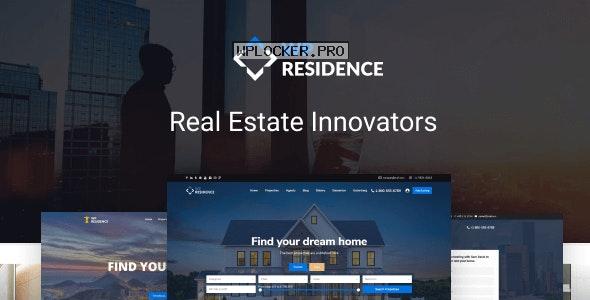 WP Residence v3.8.1 – Real Estate WordPress Theme