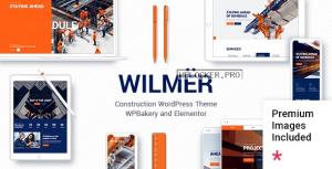 Wilmër v2.5 – Construction Theme