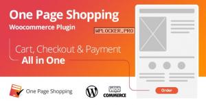 WooCommerce One Page Shopping v2.5.33