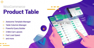 WooCommerce Product Table v2.4.1