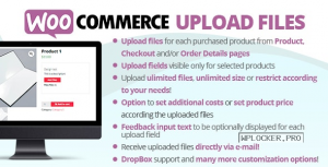 WooCommerce Upload Files v62.4