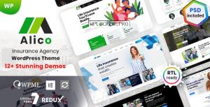 Alico v1.0.8 – Insurance WordPress