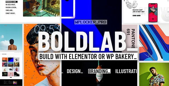 Boldlab v2.3.0 – Creative Agency Theme