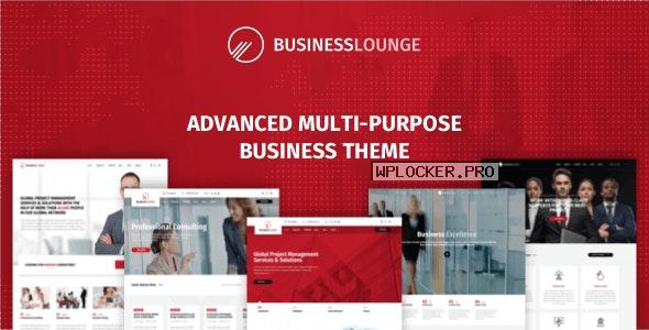 Business Lounge v1.9.7 – Multi-Purpose Business Theme