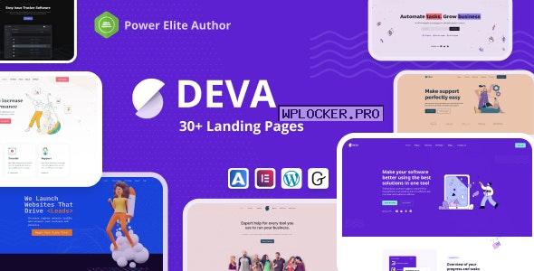Deva v1.1.1 – Landing Page