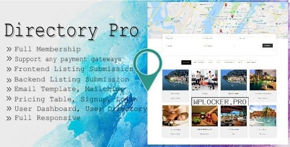 Directory Pro v2.2.7