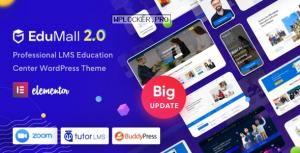 EduMall v2.8.11 – Professional LMS Education Center WordPress Theme