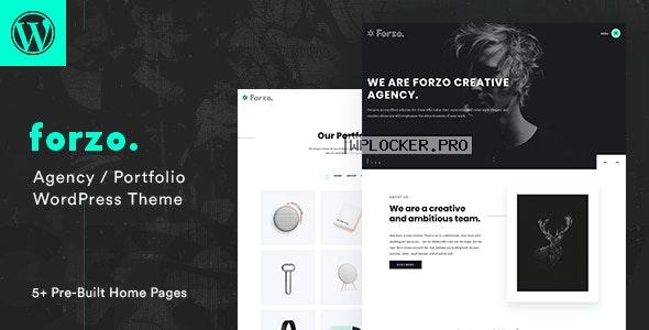 Forzo v1.3.3 – Creative Agency Theme