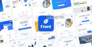 Front v1.1.8 – Multipurpose Business WordPress Theme