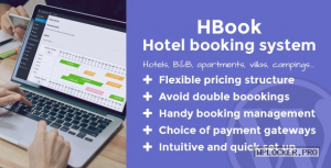 HBook v1.9.5 – Hotel booking system – WordPress Plugin