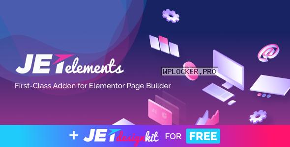 JetElements v2.5.9 – Addon for Elementor Page Builder