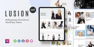 Lusion v1.4.8 – Multipurpose eCommerce WordPress Theme