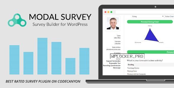 Modal Survey v2.0.1.8.7 – Poll, Survey & Quiz Plugin
