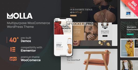 Molla v1.3.0 – Multi-Purpose WooCommerce Theme